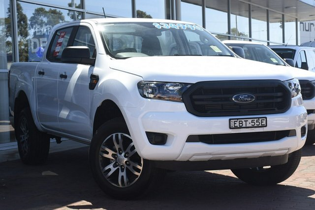 Discounted Used Ford Ranger XL Pick-up Double Cab 4x2 Hi-Rider, Narellan, 2018 Ford Ranger XL Pick-up Double Cab 4x2 Hi-Rider Utility