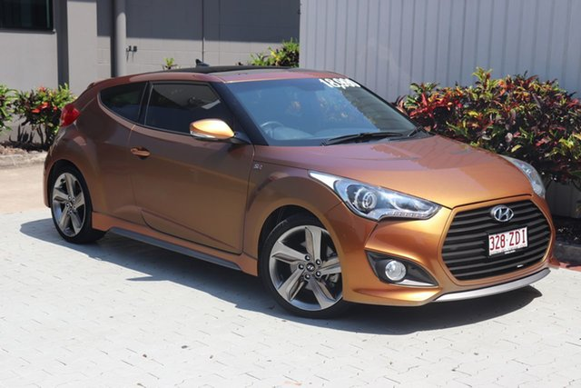 Used Hyundai Veloster SR Coupe Turbo, Cairns, 2012 Hyundai Veloster SR Coupe Turbo Hatchback