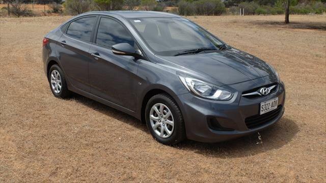 Used Hyundai Accent Active, 2012 Hyundai Accent Active Sedan
