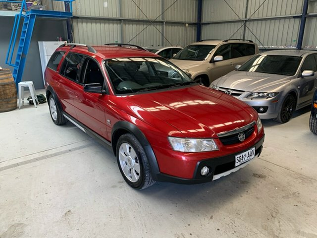 Used Holden Adventra LX6, Lonsdale, 2005 Holden Adventra LX6 Wagon