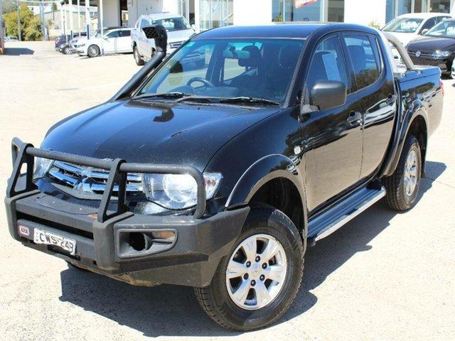 Used Mitsubishi Triton GLX (4x4), Narellan, 2013 Mitsubishi Triton GLX (4x4) Double Cab Utility