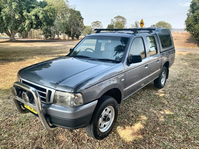 Used Ford Courier GL Crew Cab, Narellan, 2005 Ford Courier GL Crew Cab Utility