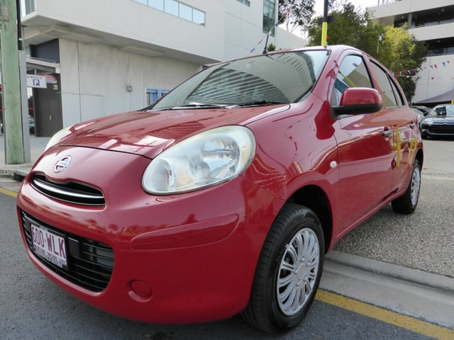 Used Nissan Micra ST, Southport, 2012 Nissan Micra ST Hatchback