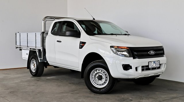 Used Ford Ranger XL Super Cab 4x2 Hi-Rider, Thomastown, 2015 Ford Ranger XL Super Cab 4x2 Hi-Rider Cab Chassis