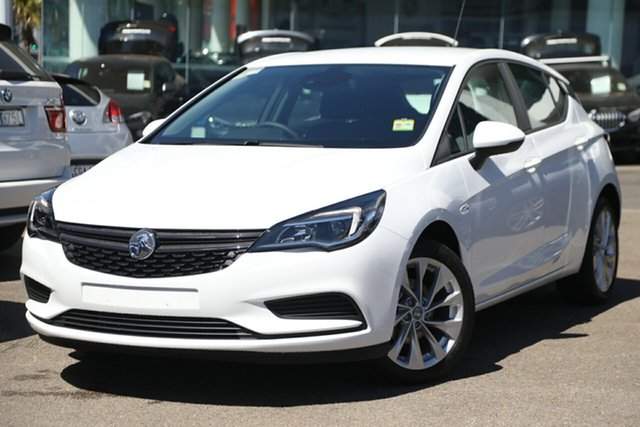 Demonstrator, Demo, Near New Holden Astra R+, Brookvale, 2019 Holden Astra R+ Hatchback