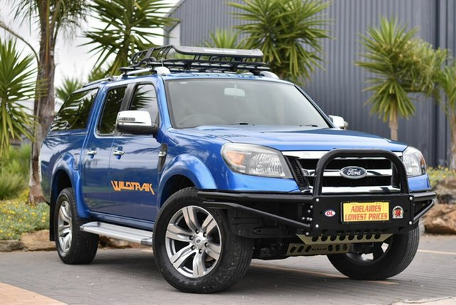 Used Ford Ranger Wildtrak Crew Cab, Enfield, 2011 Ford Ranger Wildtrak Crew Cab Utility