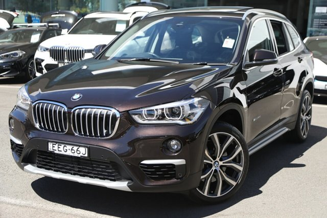 Used BMW X1 sDrive 20I, Brookvale, 2018 BMW X1 sDrive 20I Wagon