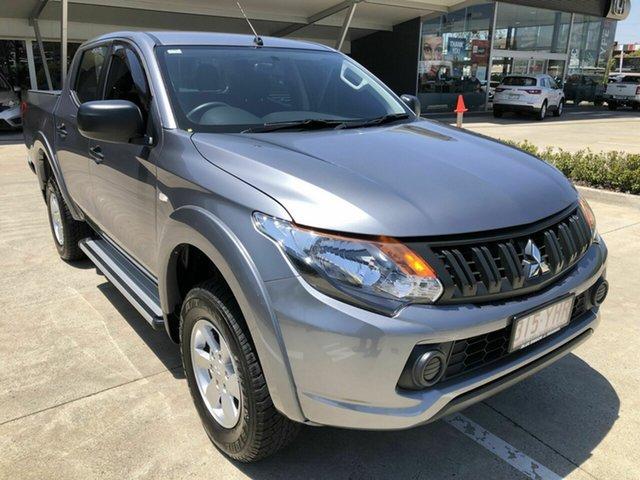 Discounted Used Mitsubishi Triton GLX+ Double Cab, Yamanto, 2018 Mitsubishi Triton GLX+ Double Cab Utility