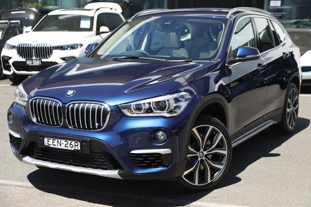 Used BMW X1 xDrive 25i xLine, Brookvale, 2019 BMW X1 xDrive 25i xLine Wagon