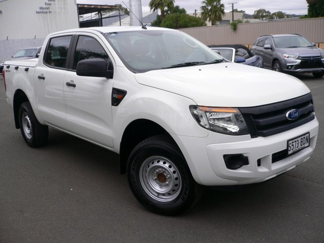 Used Ford Ranger XL 2.2 Hi-Rider (4x2), St Marys, 2014 Ford Ranger XL 2.2 Hi-Rider (4x2) Crew Cab Chassis
