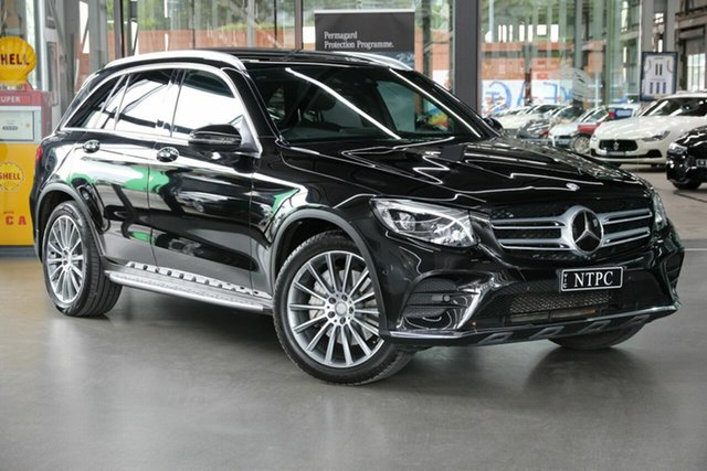 Used Mercedes-Benz GLC-Class GLC250 d 9G-Tronic 4MATIC, North Melbourne, 2015 Mercedes-Benz GLC-Class GLC250 d 9G-Tronic 4MATIC Wagon