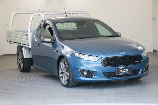Used Ford Falcon XR6 Ute Super Cab Turbo, Narellan, 2015 Ford Falcon XR6 Ute Super Cab Turbo Utility