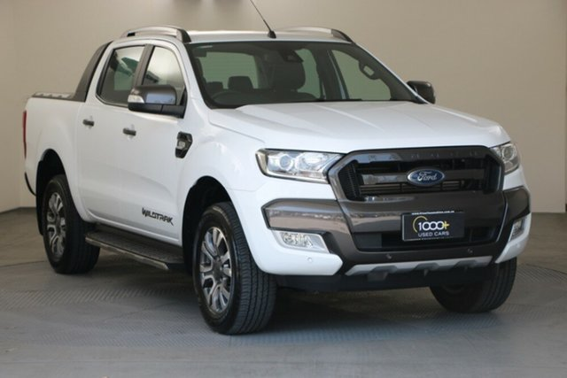 Used Ford Ranger Wildtrak Double Cab, Narellan, 2018 Ford Ranger Wildtrak Double Cab Utility