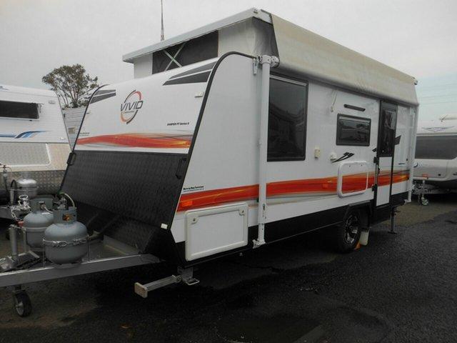 Used Vivid Caravans Camper PT Series II [ST-1836], Pialba, 2018 Vivid Caravans Camper PT Series II [ST-1836] Pop-top