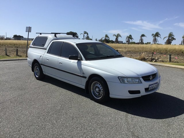 Used Holden Crewman, Wangara, 2006 Holden Crewman Crew Cab Utility