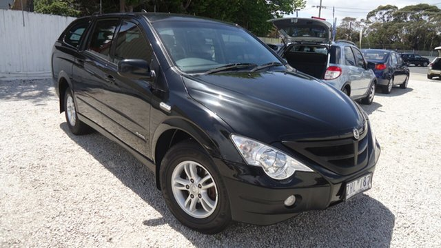 Used Ssangyong Actyon Sports Sports 4x2, Seaford, 2011 Ssangyong Actyon Sports Sports 4x2 Utility