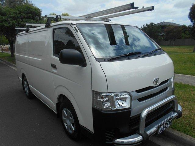 Used Toyota HiAce LWB, Thomastown, 2015 Toyota HiAce LWB Van