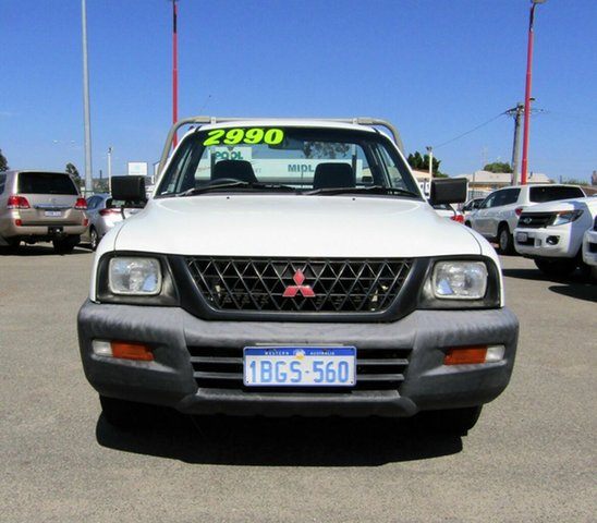 Used Mitsubishi Triton GL 4x2, Bellevue, 2002 Mitsubishi Triton GL 4x2 Cab Chassis