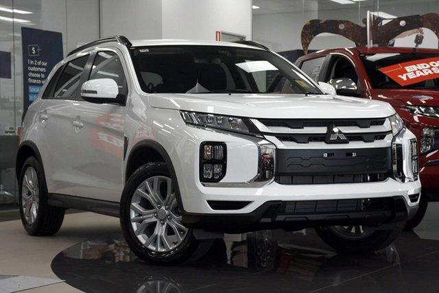 Demonstrator, Demo, Near New Mitsubishi ASX LS 2WD, Toowong, 2020 Mitsubishi ASX LS 2WD XD MY20 Wagon