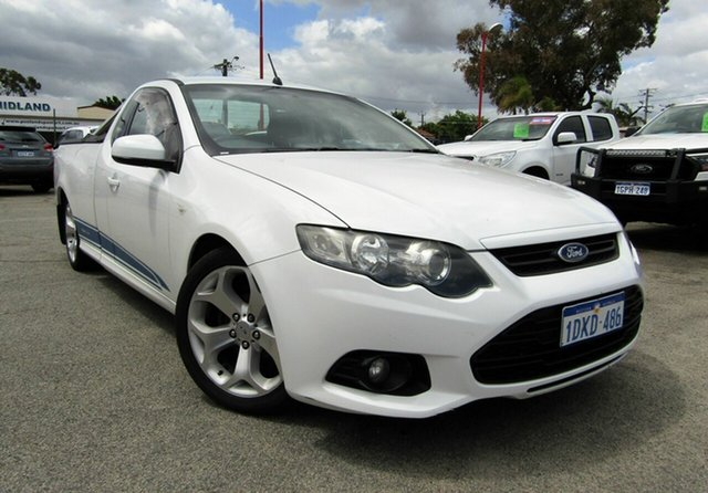 Used Ford Falcon XR6 Ute Super Cab, Bellevue, 2012 Ford Falcon XR6 Ute Super Cab Utility