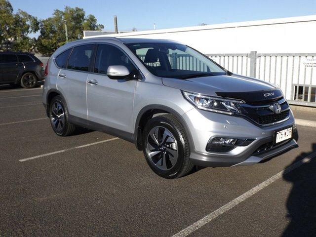 Used Honda CR-V VTi-L, Toowoomba, 2016 Honda CR-V VTi-L Wagon