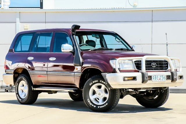 Discounted Used Toyota Landcruiser GXL, Pakenham, 1999 Toyota Landcruiser GXL Wagon