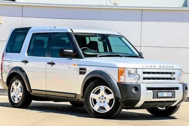 Discounted Used Land Rover Discovery 3 SE, Pakenham, 2006 Land Rover Discovery 3 SE Wagon