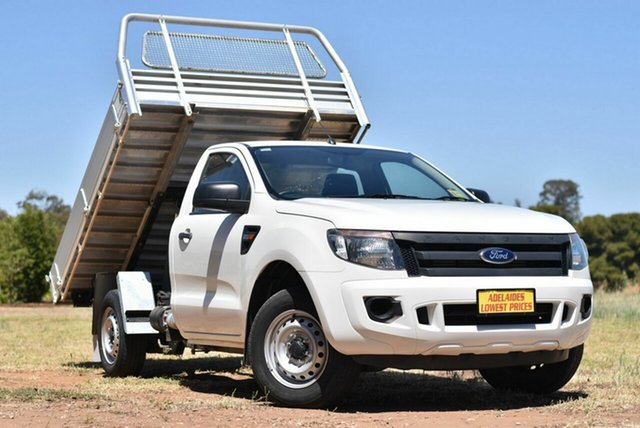 Used Ford Ranger XL 4x2 Hi-Rider, Enfield, 2014 Ford Ranger XL 4x2 Hi-Rider Cab Chassis