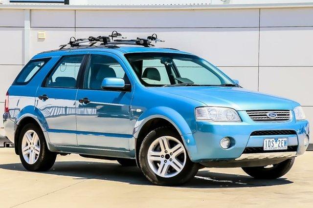 Discounted Used Ford Territory Ghia AWD, Pakenham, 2005 Ford Territory Ghia AWD Wagon
