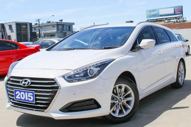 Used Hyundai i40 Active Tourer, Coburg North, 2015 Hyundai i40 Active Tourer Wagon