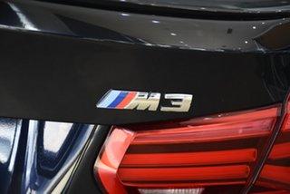 2016 BMW M3 M-DCT Sedan.