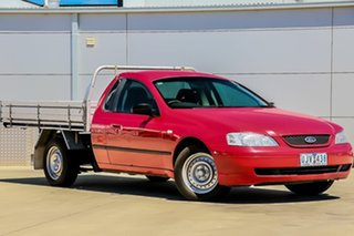 2003 Ford Falcon XLS Super Cab Cab Chassis.