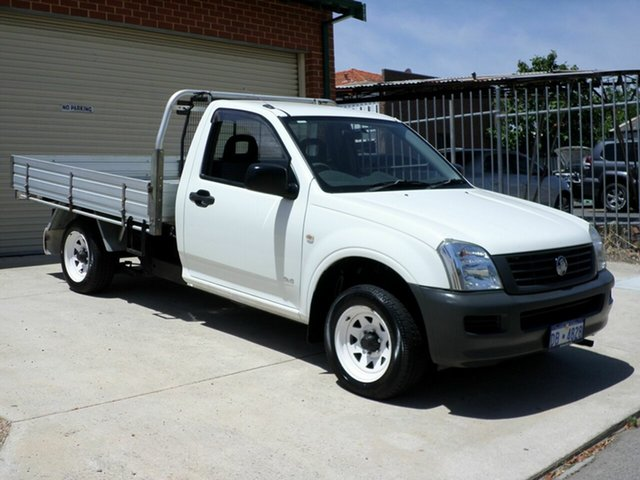 Used Holden Rodeo DX 4x2, Mount Lawley, 2006 Holden Rodeo DX 4x2 Cab Chassis
