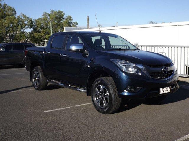 Used Mazda BT-50 XTR, Toowoomba, 2017 Mazda BT-50 XTR Utility