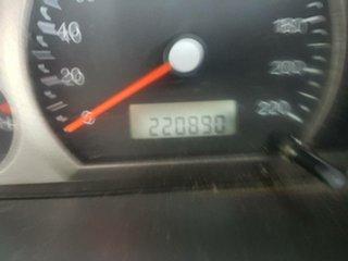 2008 Ford Falcon XLS (LPG) Utility.