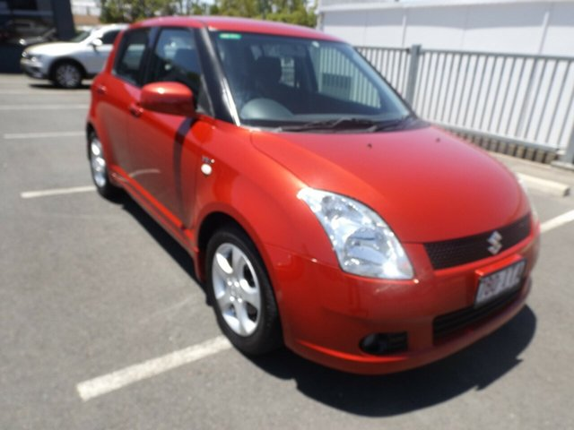 Used Suzuki Swift Z Series, Toowoomba, 2005 Suzuki Swift Z Series Hatchback