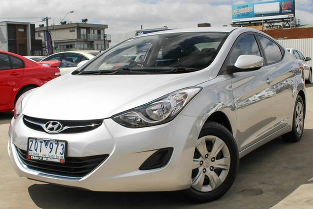 Used Hyundai Elantra Active, Coburg North, 2013 Hyundai Elantra Active Sedan