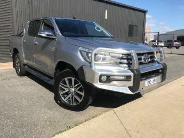 Used Toyota Hilux SR5 (4x4), Wangaratta, 2015 Toyota Hilux SR5 (4x4) Dual Cab Utility