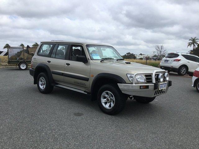 Used Nissan Patrol ST (4x4), Wangara, 2002 Nissan Patrol ST (4x4) Wagon