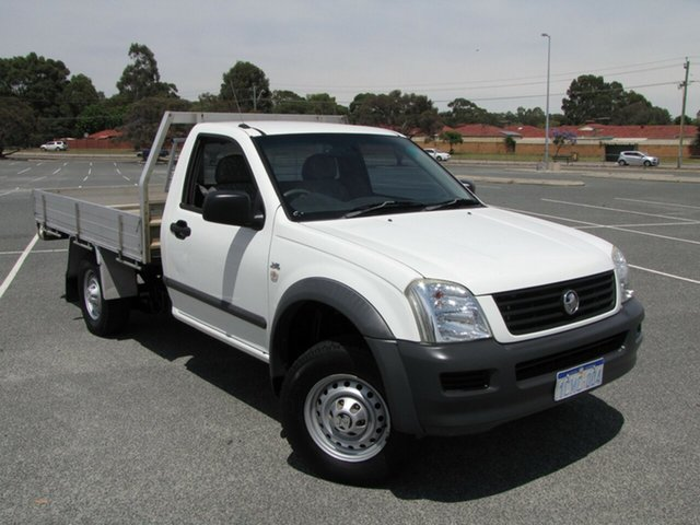 Used Holden Rodeo LX 4x2, Maddington, 2007 Holden Rodeo LX 4x2 Cab Chassis