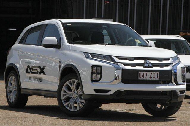 Demonstrator, Demo, Near New Mitsubishi ASX ES 2WD, Bowen Hills, 2019 Mitsubishi ASX ES 2WD Wagon