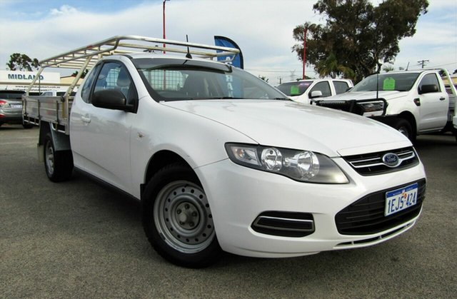 Used Ford Falcon EcoLPi Super Cab, Bellevue, 2013 Ford Falcon EcoLPi Super Cab Cab Chassis