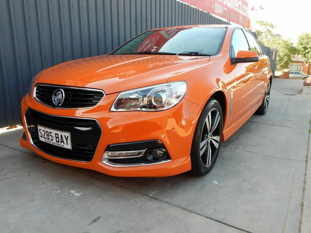 Used Holden Commodore SS Storm, Blair Athol, 2014 Holden Commodore SS Storm Sedan