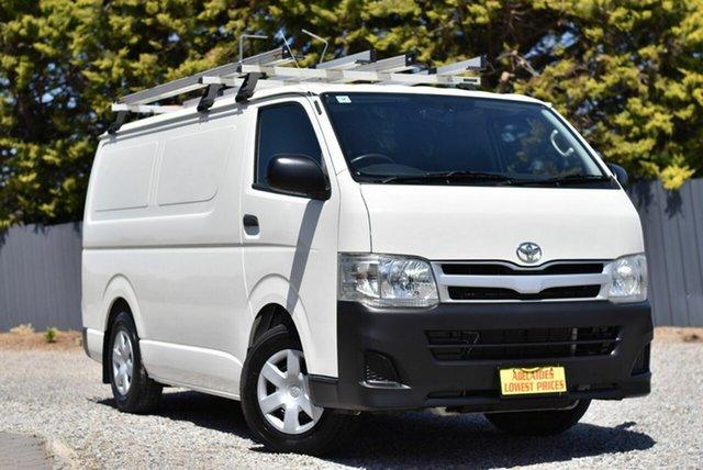 Used Toyota HiAce LWB, Enfield, 2012 Toyota HiAce LWB Van
