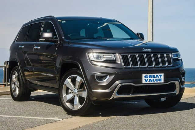 Used Jeep Grand Cherokee Limited, Reynella, 2013 Jeep Grand Cherokee Limited Wagon