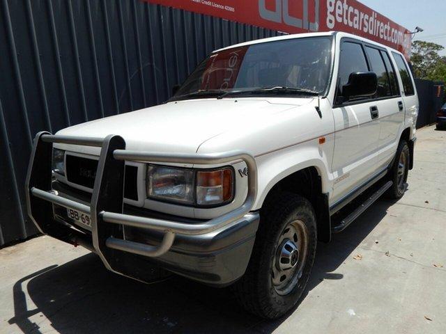 Used Holden Jackaroo XS, Blair Athol, 1992 Holden Jackaroo XS Wagon