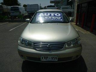 2004 Nissan Pulsar ST Sedan.