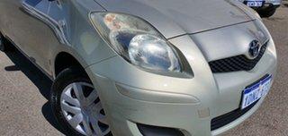 2010 Toyota Yaris YR Hatchback.