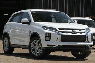 Demonstrator, Demo, Near New Mitsubishi ASX ES 2WD, Toowong, 2020 Mitsubishi ASX ES 2WD XD MY20 Wagon