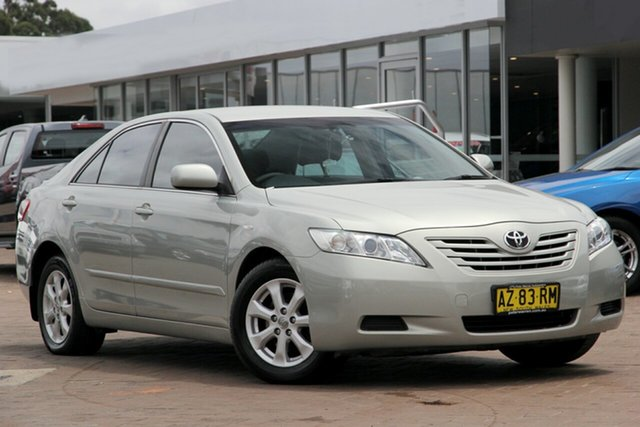 Used Toyota Camry Altise, Warwick Farm, 2008 Toyota Camry Altise Sedan